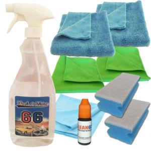 Auto waschen ohne Wasser - WS66_S