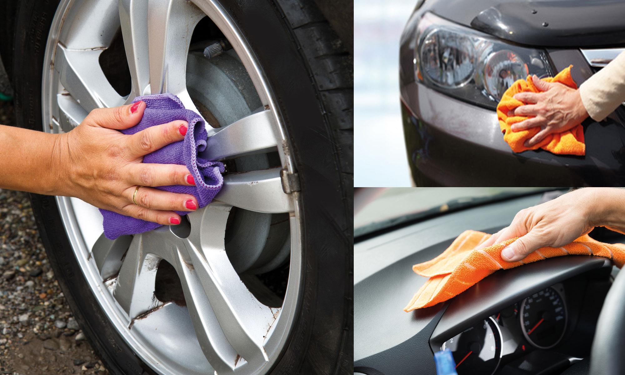 Autowaschen Ohne Wasser Top Erfahrungsbericht