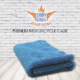 Shinykings California special motorcycle wash towel for perfect cleaning and polishing of any surface.